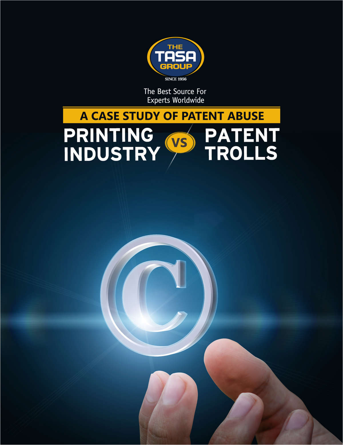 A Case Study of Patent Abuse: Printing Industry vs Patent Trolls