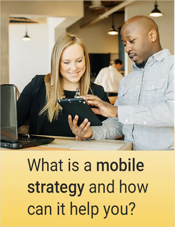 What Is A Mobile Strategy And How Can It Help You?