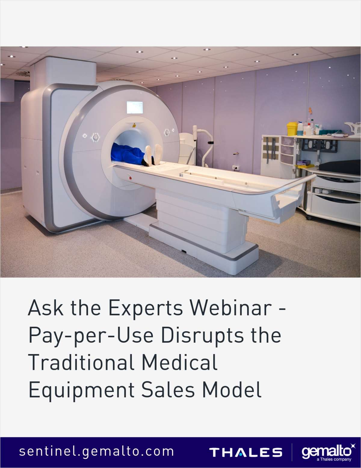 Pay-per-Use Disrupts the Traditional Medical Equipment Sales Model