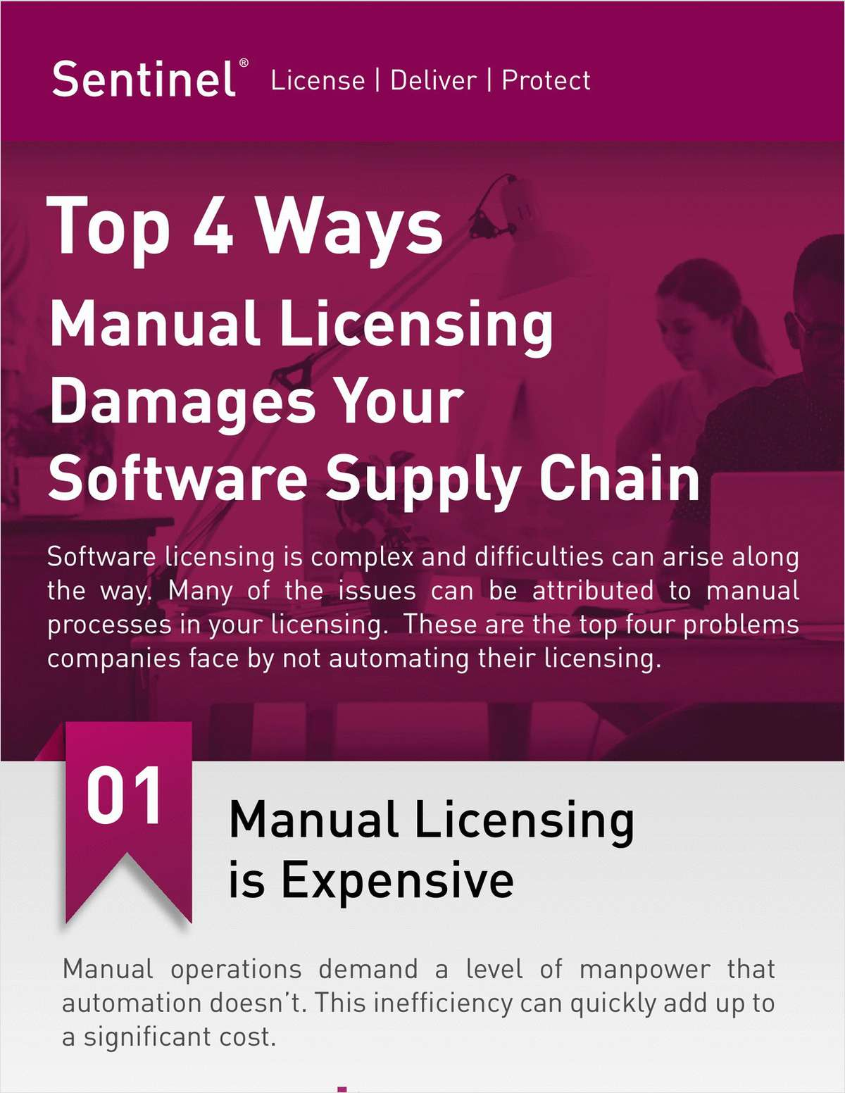 The Top 4 Ways Manual Licensing Damages Your Software Supply Chain