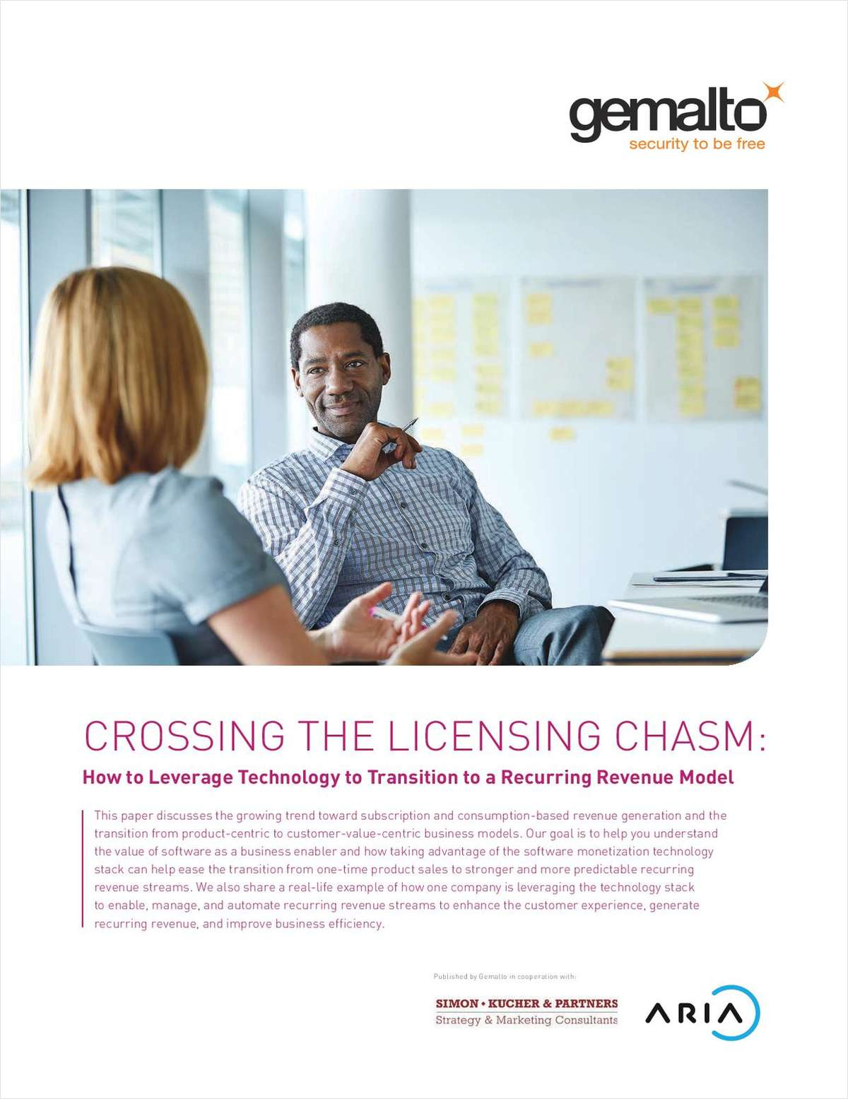 Crossing the Licensing Chasm