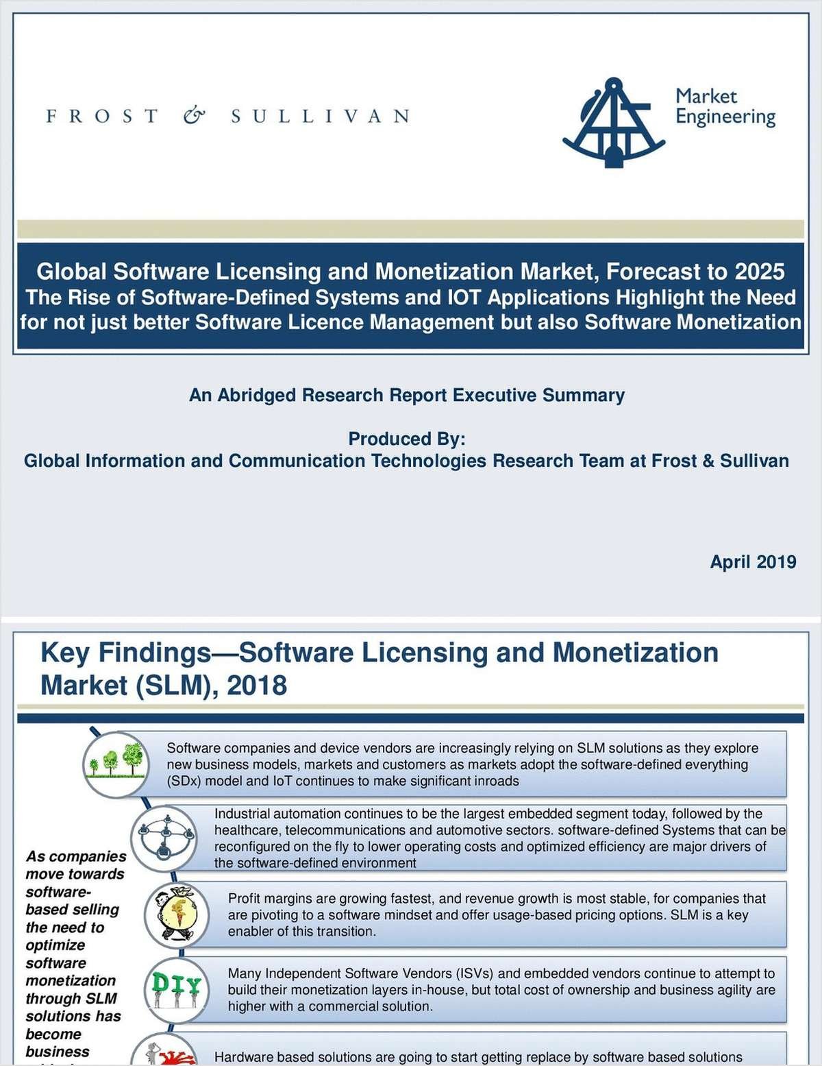 Global Software Licensing and Monetization Market, Forecast to 2025