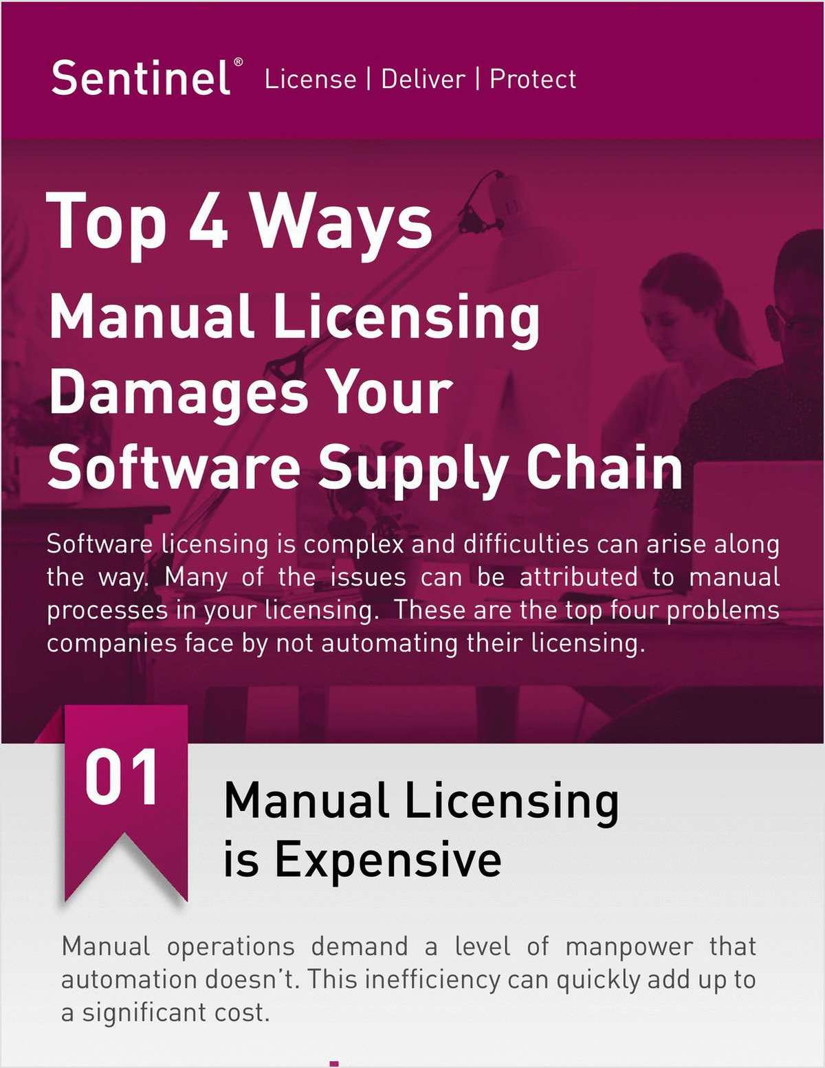 Four Ways Software Licensing Damages Your Supply Chain