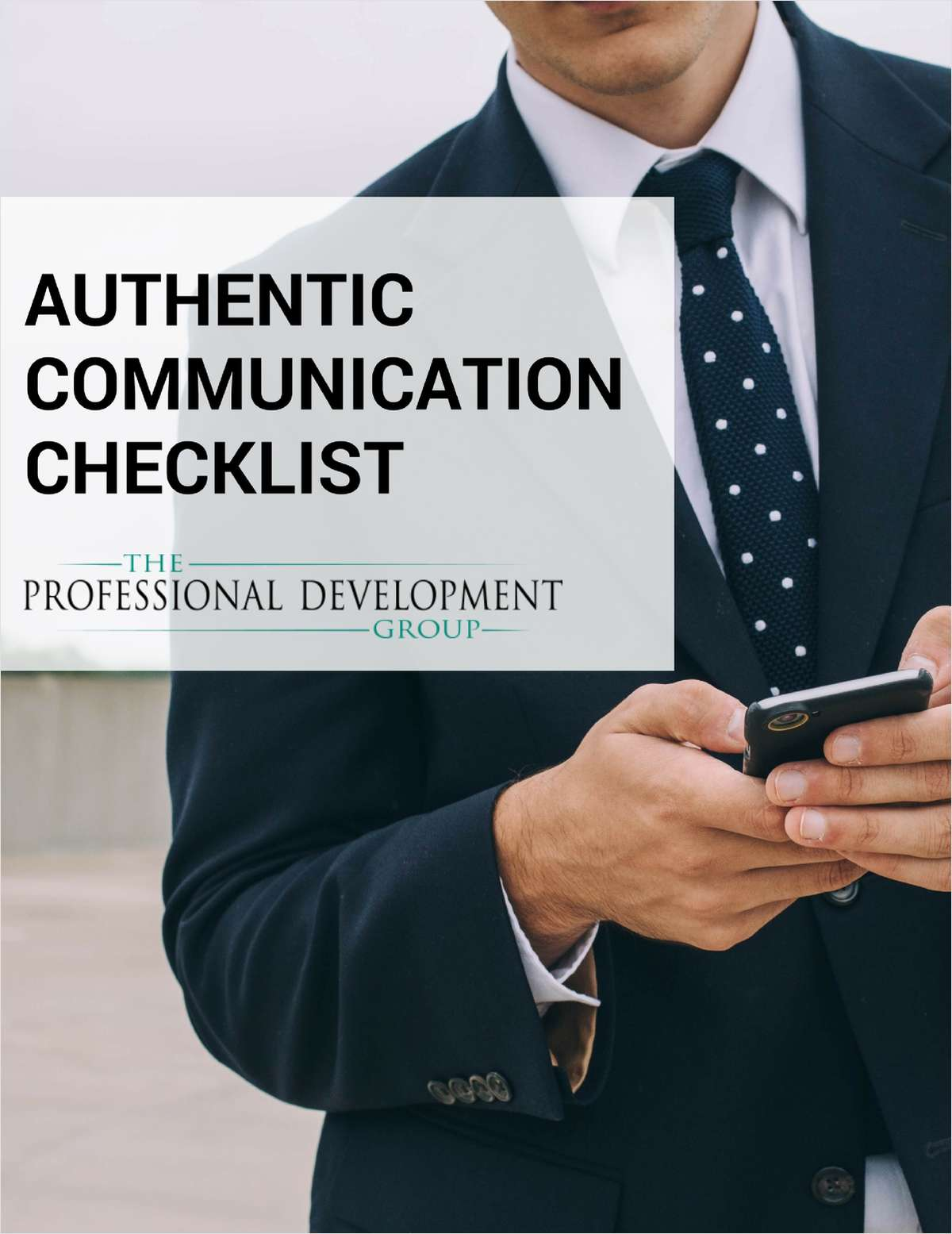 Authentic Communication Checklist