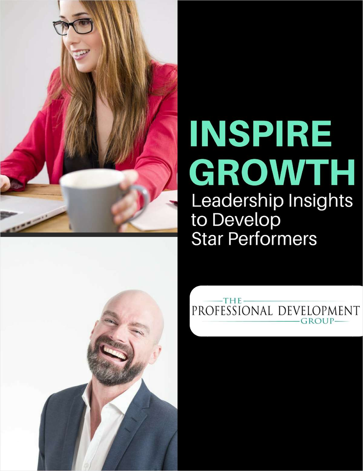 Inspire Growth - Leadership Insights to Develop Star Performers