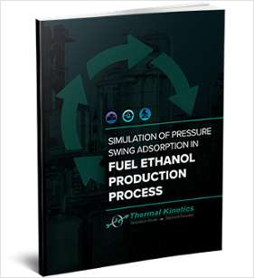Simulation of Pressure Swing Adsorption in Fuel Ethanol Production Process