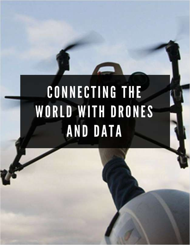 Connecting the World with Drones and Data