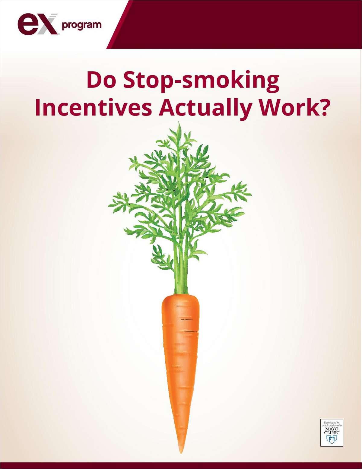 Do Stop-Smoking Incentives Actually Work?