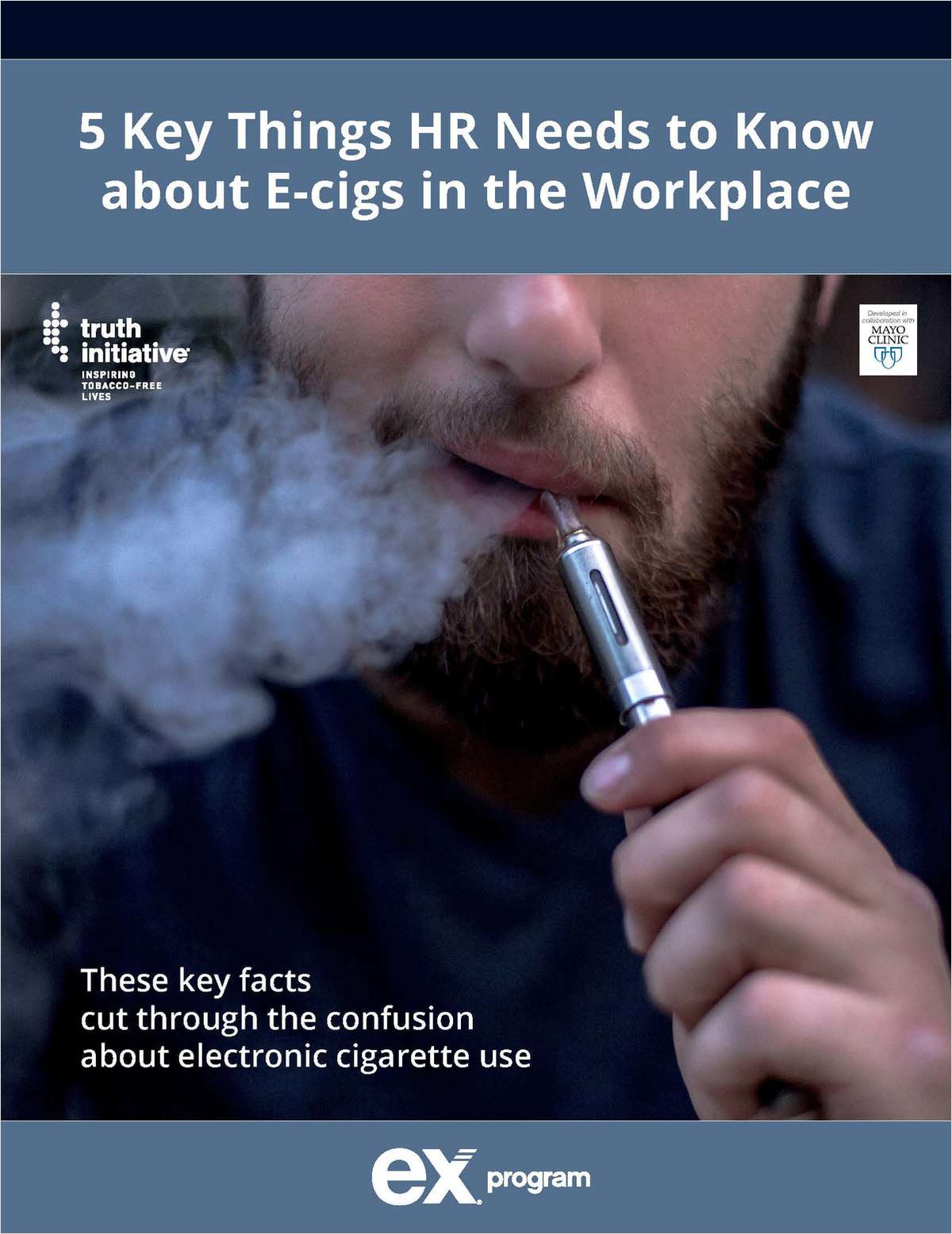 5 Things Employers Need to Know Now about E-cigarettes