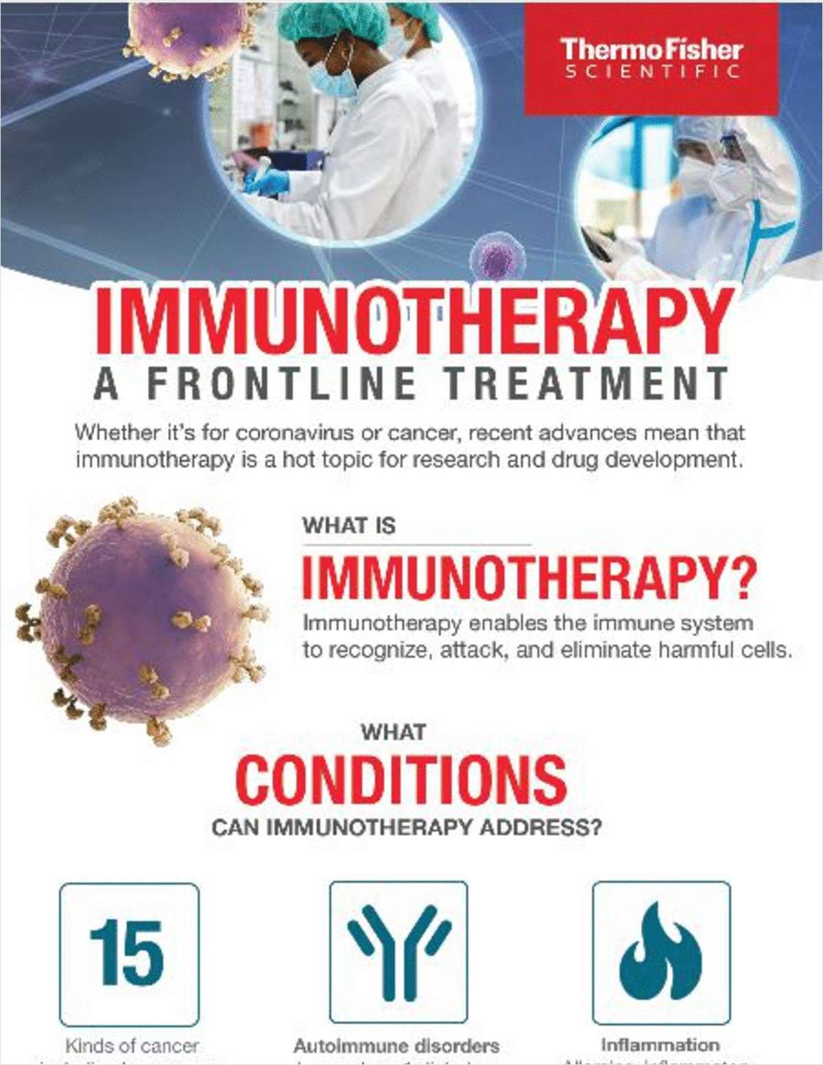 Immunotherapy: A Frontline Treatment