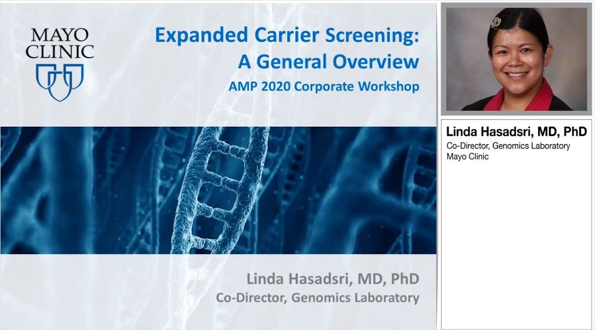 Expanded Carrier Screening: A General Overview