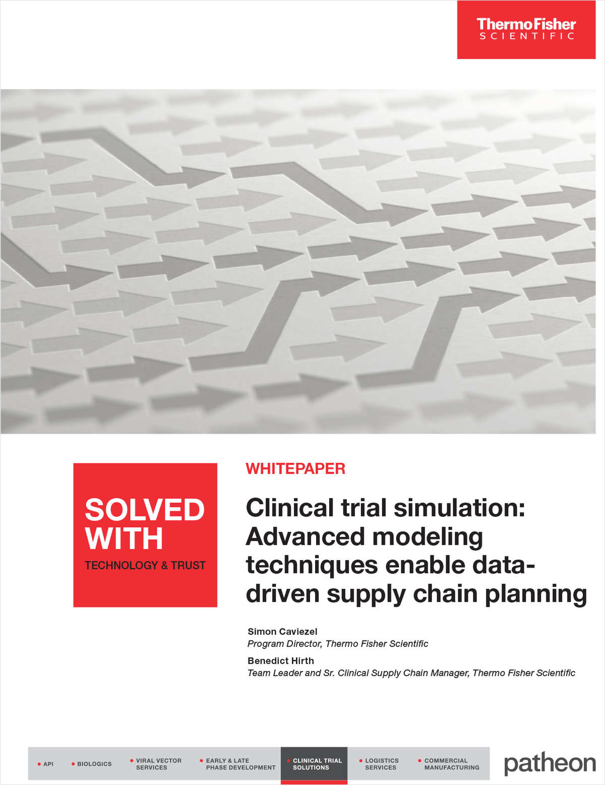 The roadmap for sophisticated clinical trial supply chain modeling