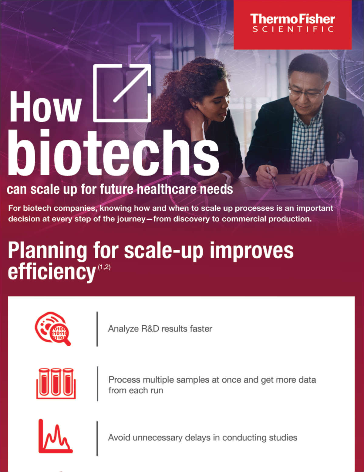 How biotechs can scale up for future healthcare needs