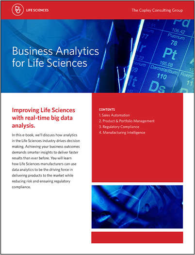Business Analytics for Life Sciences