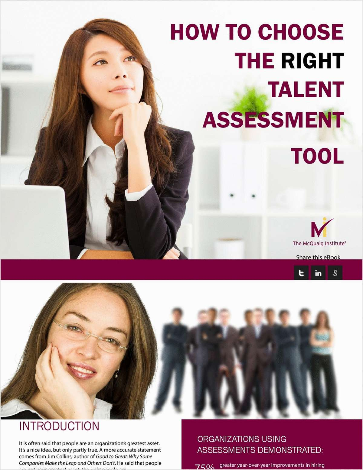 How to Choose the Right Talent Assessment Tool