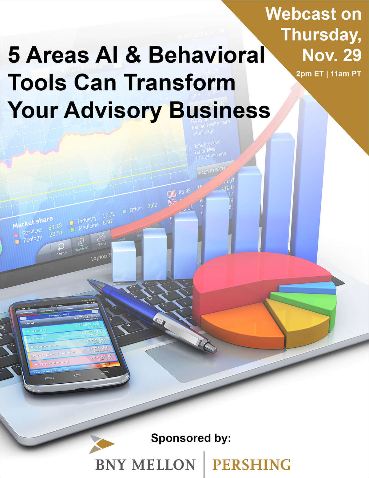 5 Areas AI & Behavioral Tools Can Transform Your Advisory Business
