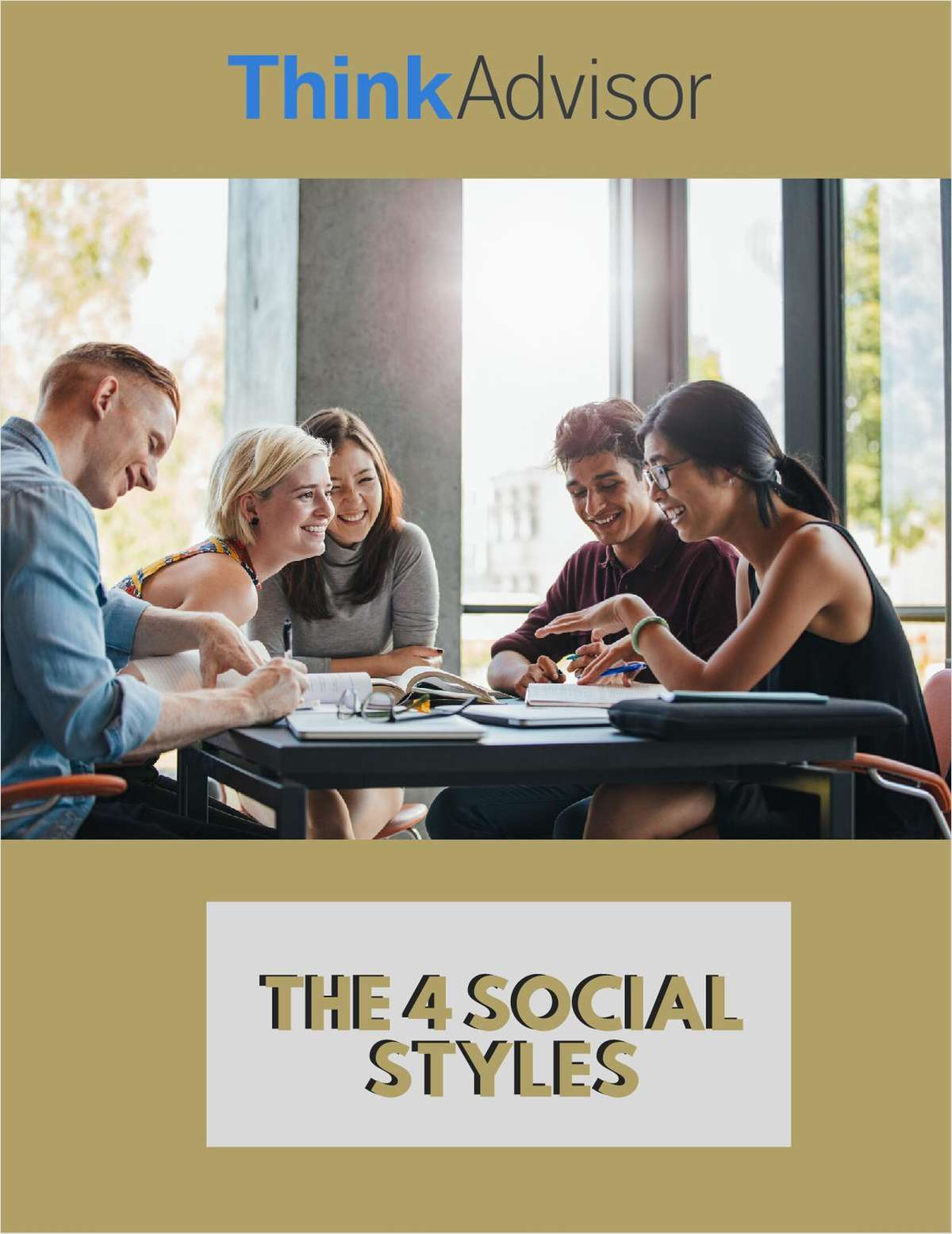 The 4 Social Styles