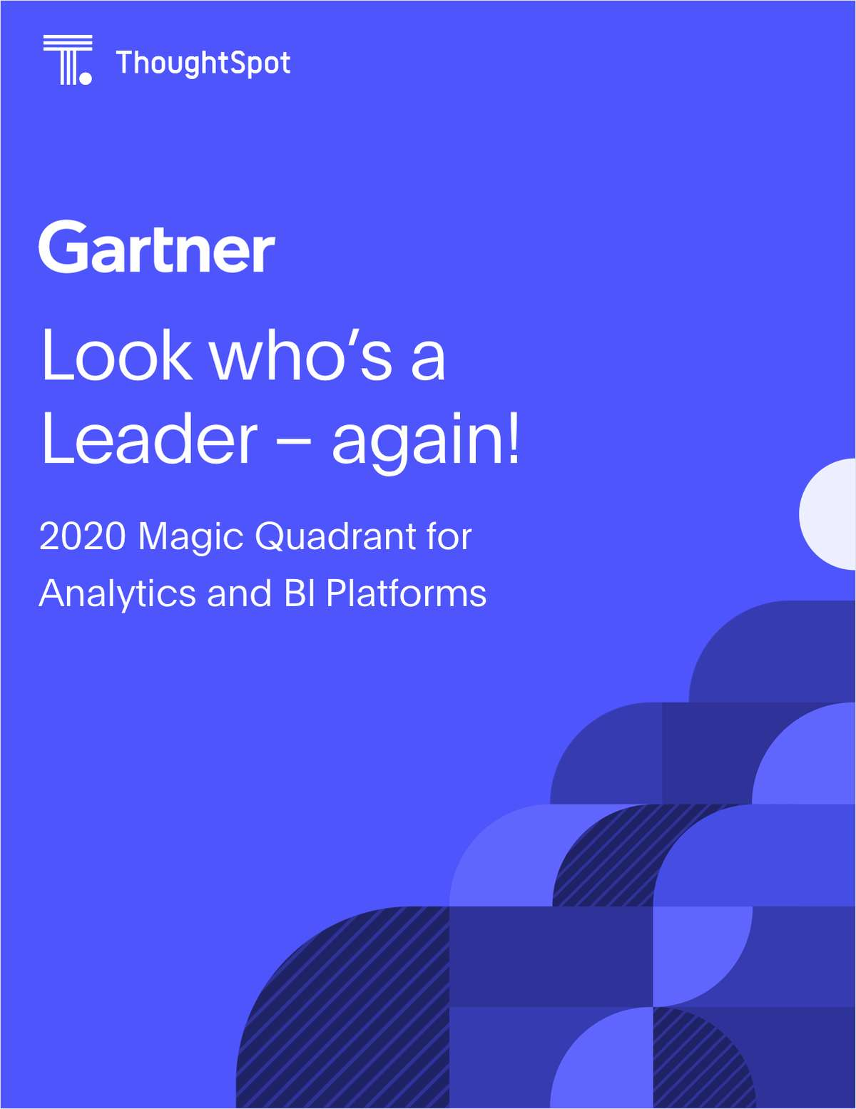2020 Magic Quadrant for Business Intelligence and Analytics Platforms