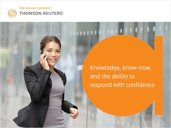 Executive Brief: Knowledge, know-how, and the ability to respond with confidence
