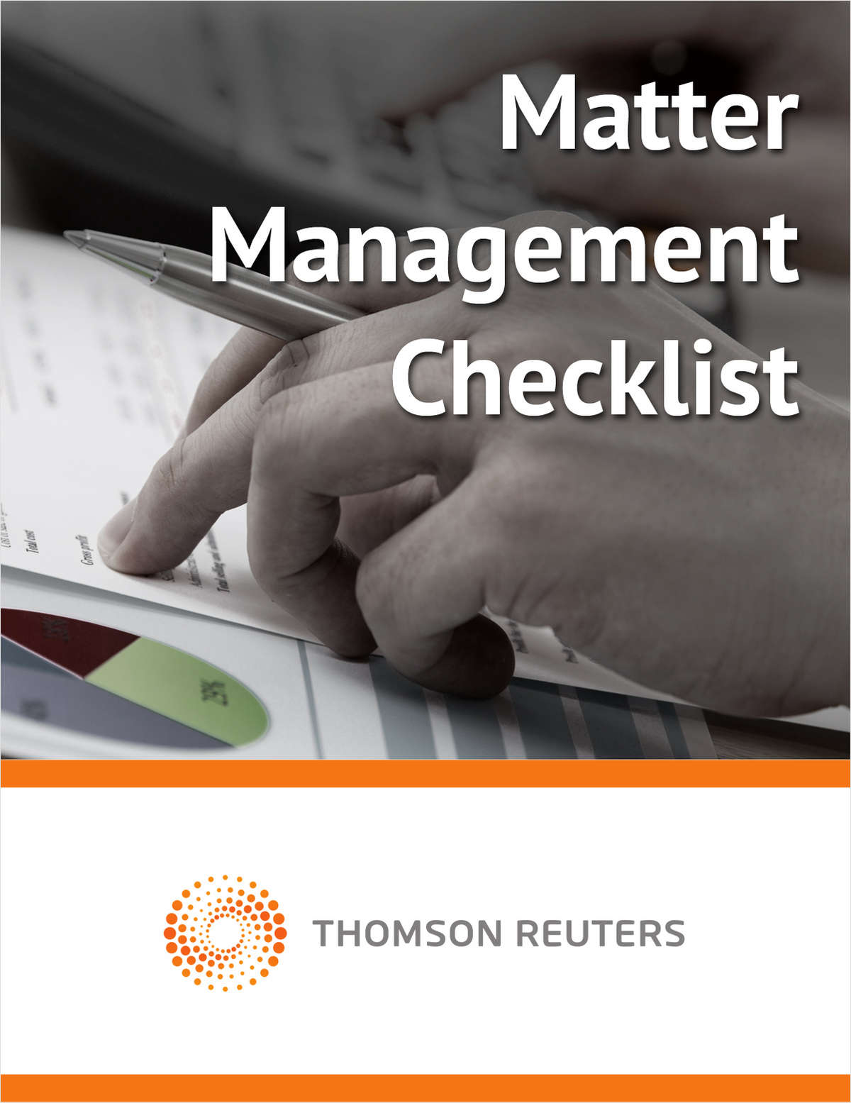 Matter Management Checklist