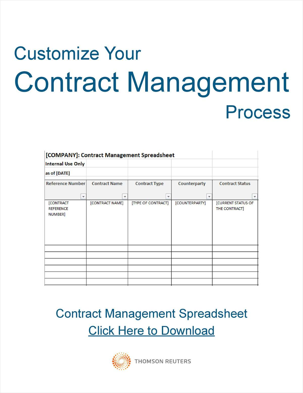 Customize Your Contract Management Process