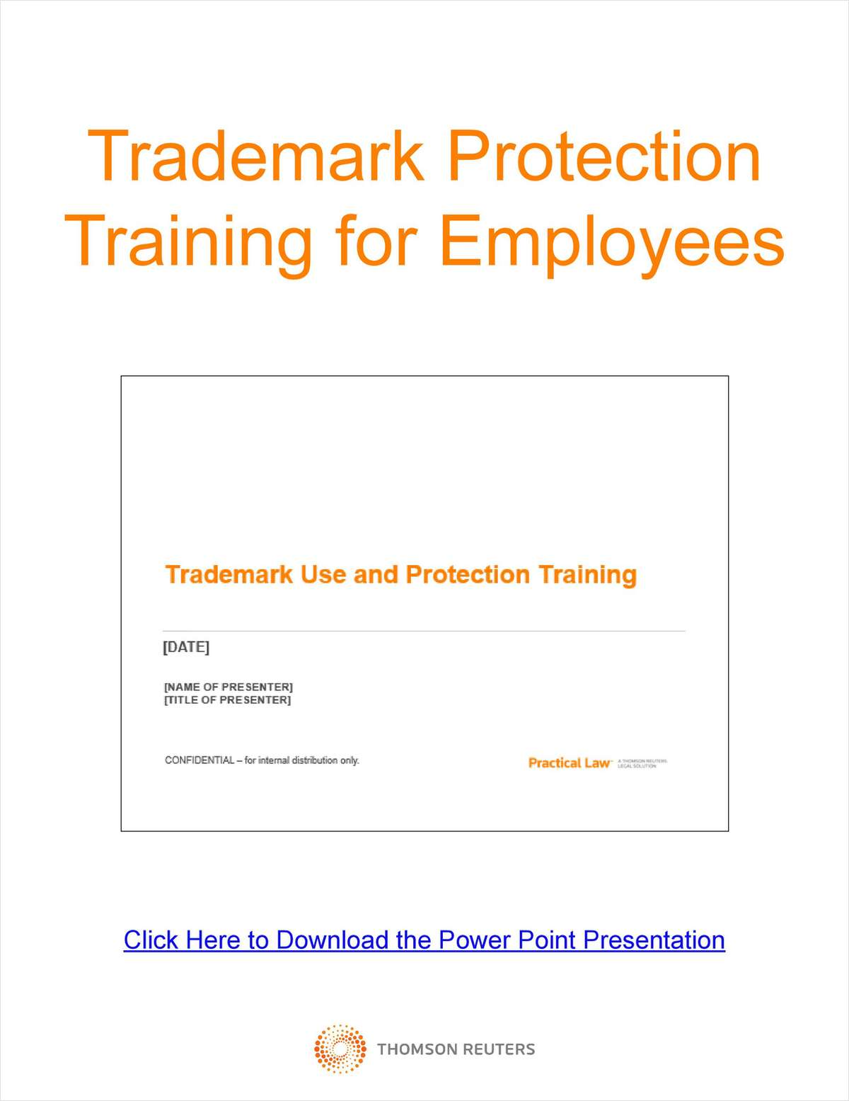 How to Train Your Employees to Protect Your Company Trademarks