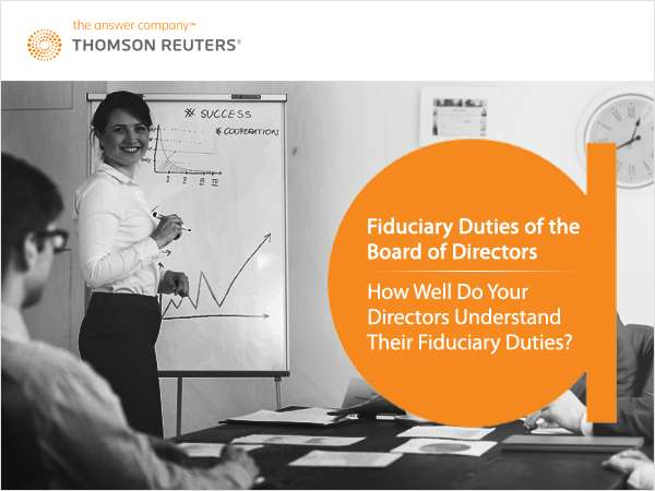 Fiduciary Duties Overview