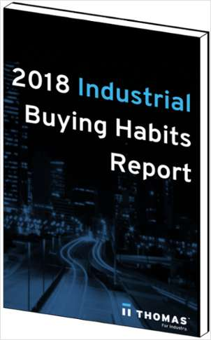 2018 Industrial Buying Habits Report