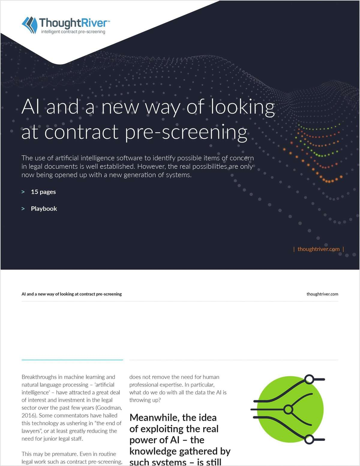 How Next-Gen AI is Powering a New Frontier of Contract Pre-Screening