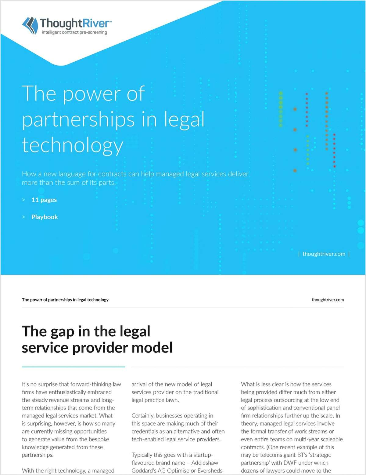 The Power of Partnerships in Legal Technology