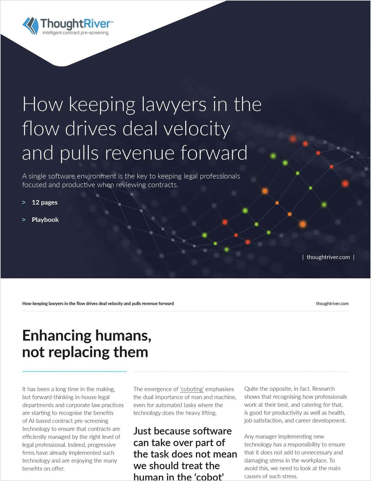 How Keeping Lawyers in the Flow Drives Deal Velocity and Pulls Revenue Forward