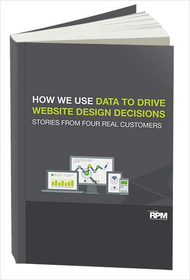 How To Use Data To Redesign & Optimize Your Website