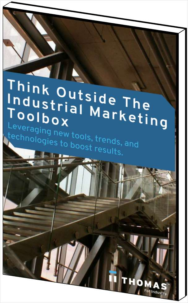 Thinking Outside The Standard Marketing Toolbox