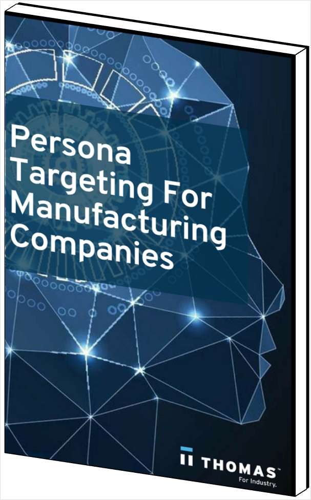 Persona Targeting For Manufacturing Companies