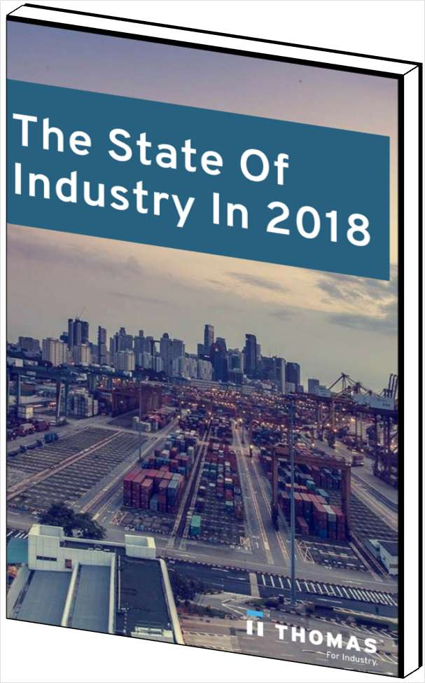 The State Of Industry In 2018