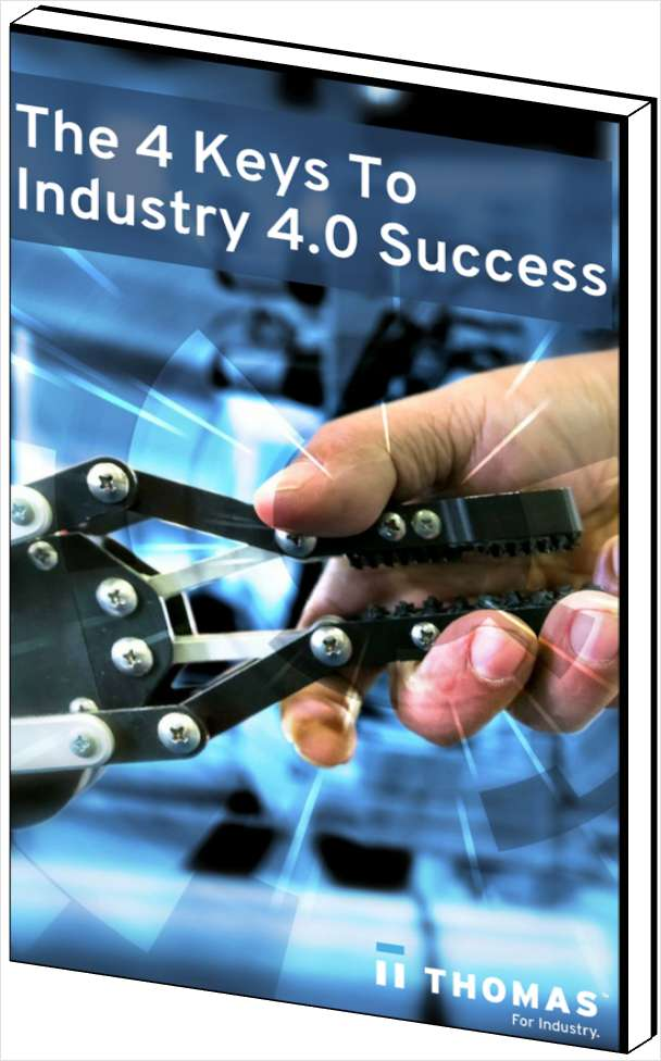 The 4 Keys To Industry 4.0 Success
