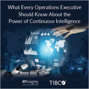 What Operations Executives Should Know About Continuous Intelligence