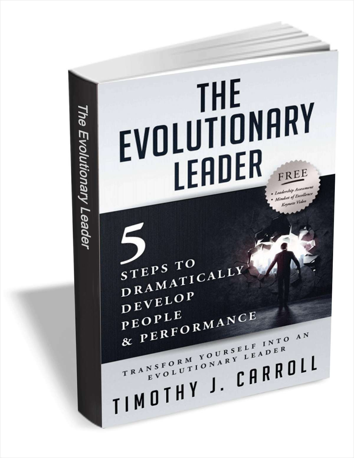 The Evolutionary Leader ($9.95 Value) FREE For a Limited Time