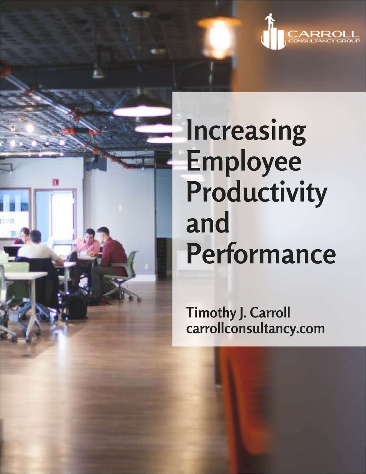 Increasing Employee Productivity and Performance