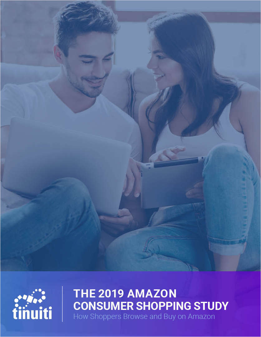 The 2019 Amazon Consumer Shopping Study
