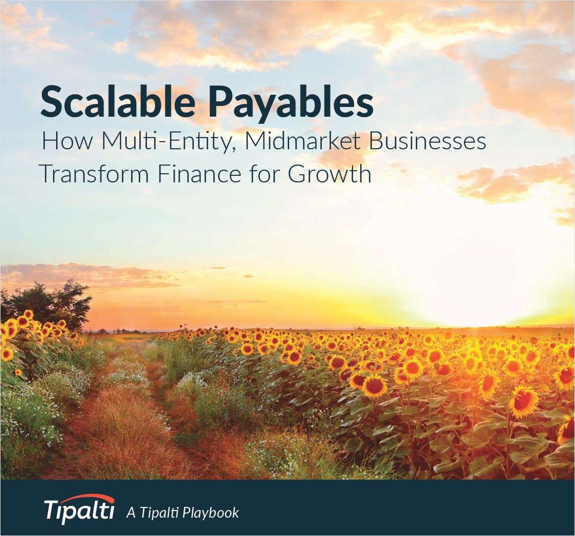 Scalable Payables