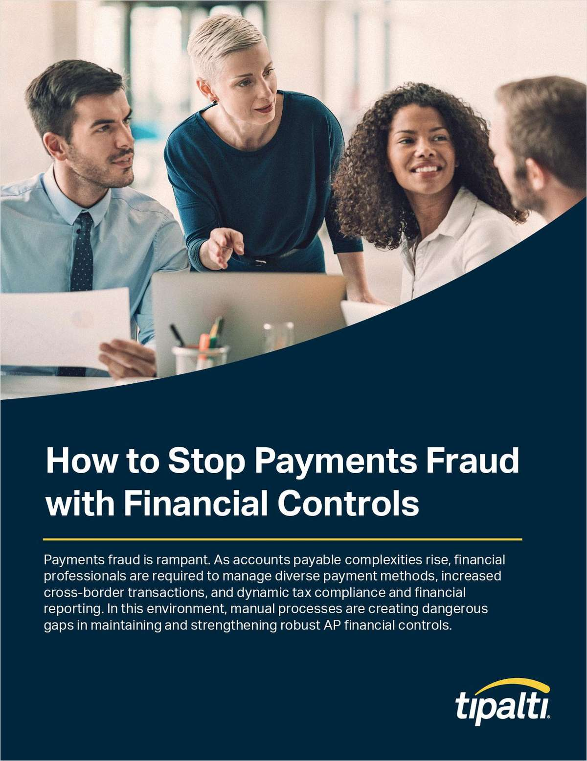 How to Stop Payments Fraud with Financial Controls