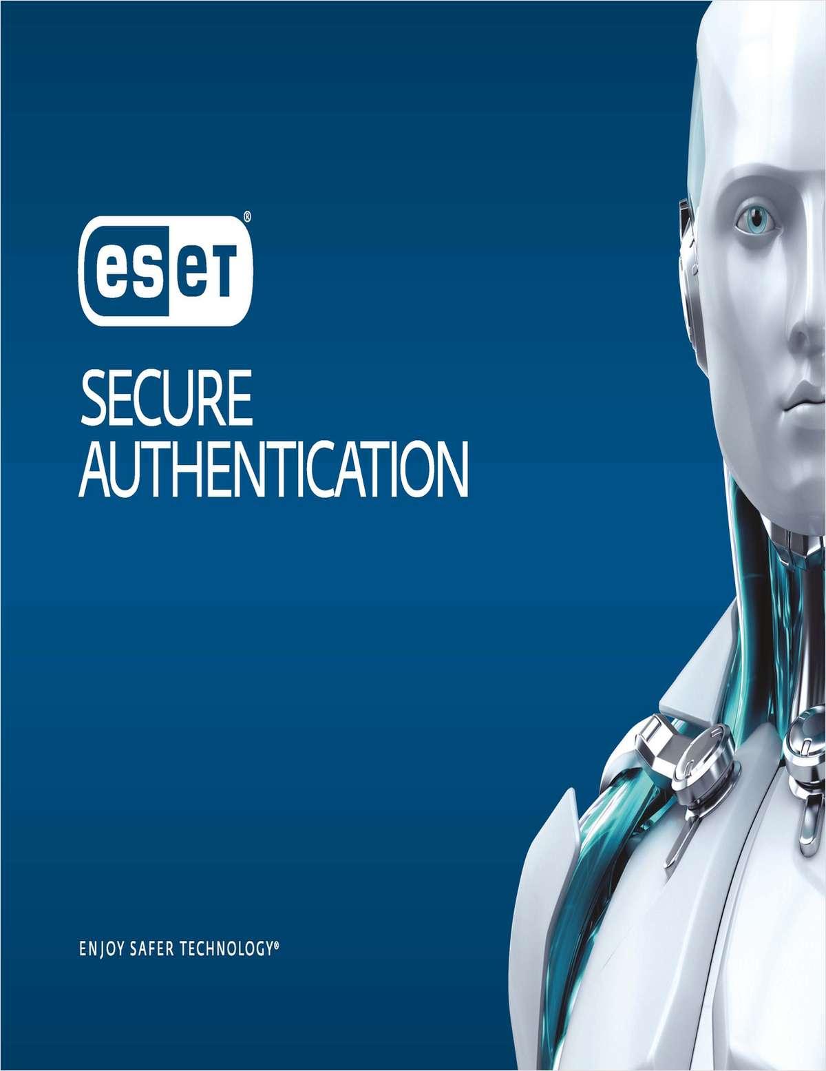 ESET Secure Authentication Solution Overview