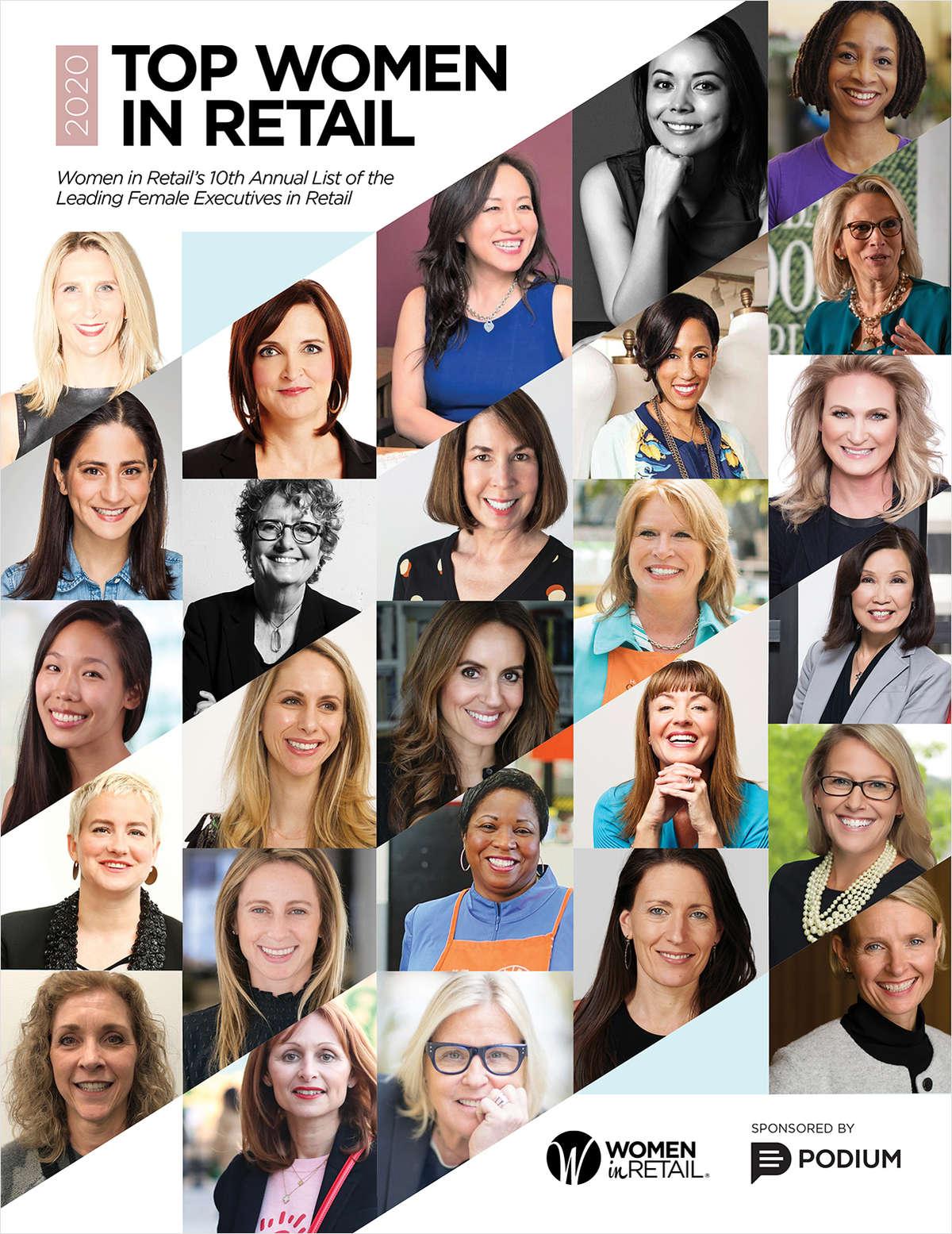 2020 Top Women in Retail