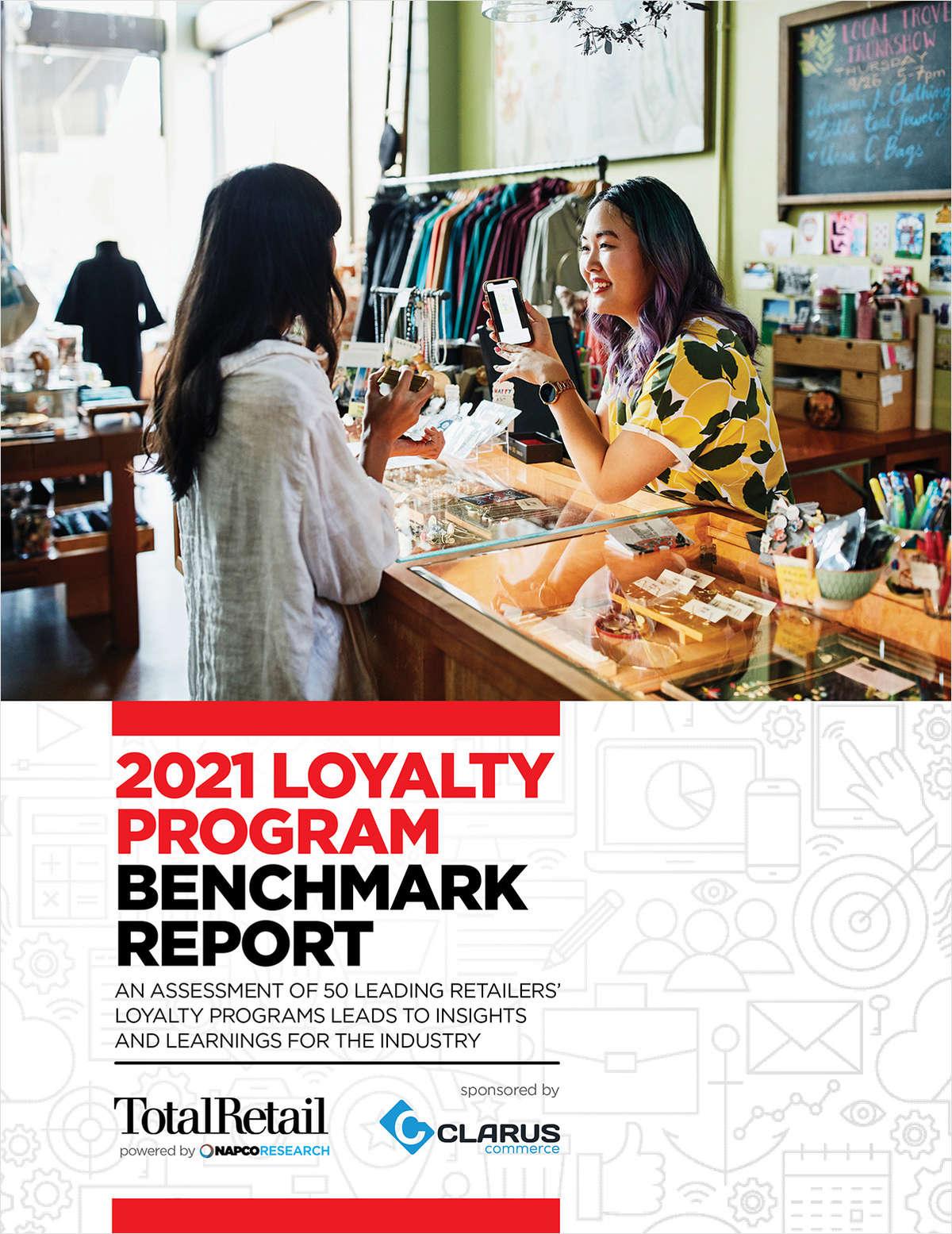 2021 Loyalty Program Benchmark Report