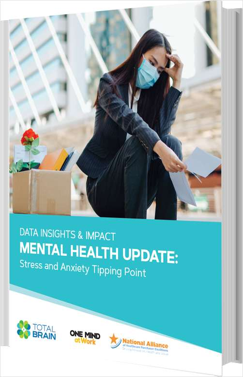 Mental Health Index: Stress & Anxiety Tipping Point