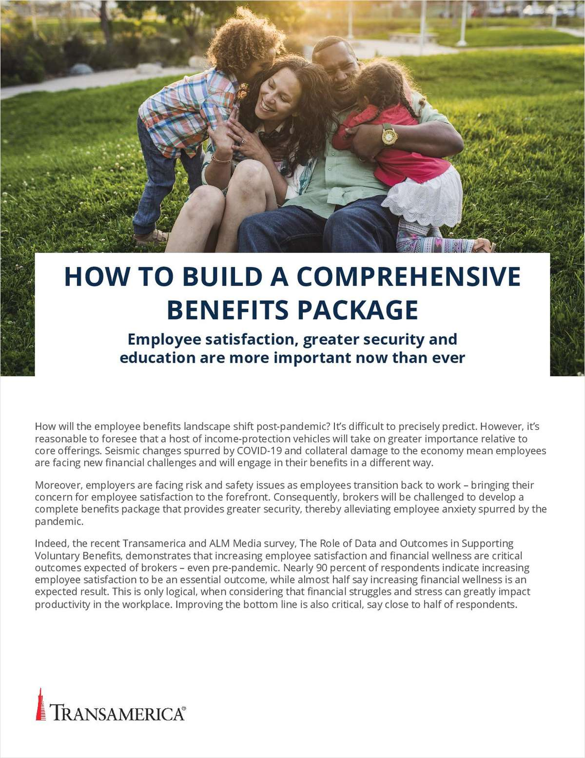 How to Build a Comprehensive Benefits Package