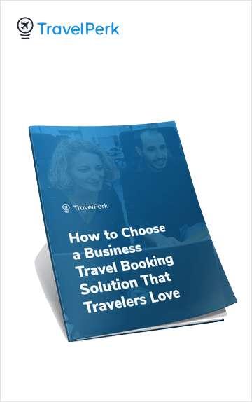 Cómo elegir una solución de reservas de viajes de negocios que encantará a los viajeros