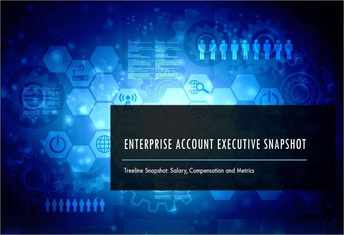 Enterprise Account Executive Snapshop