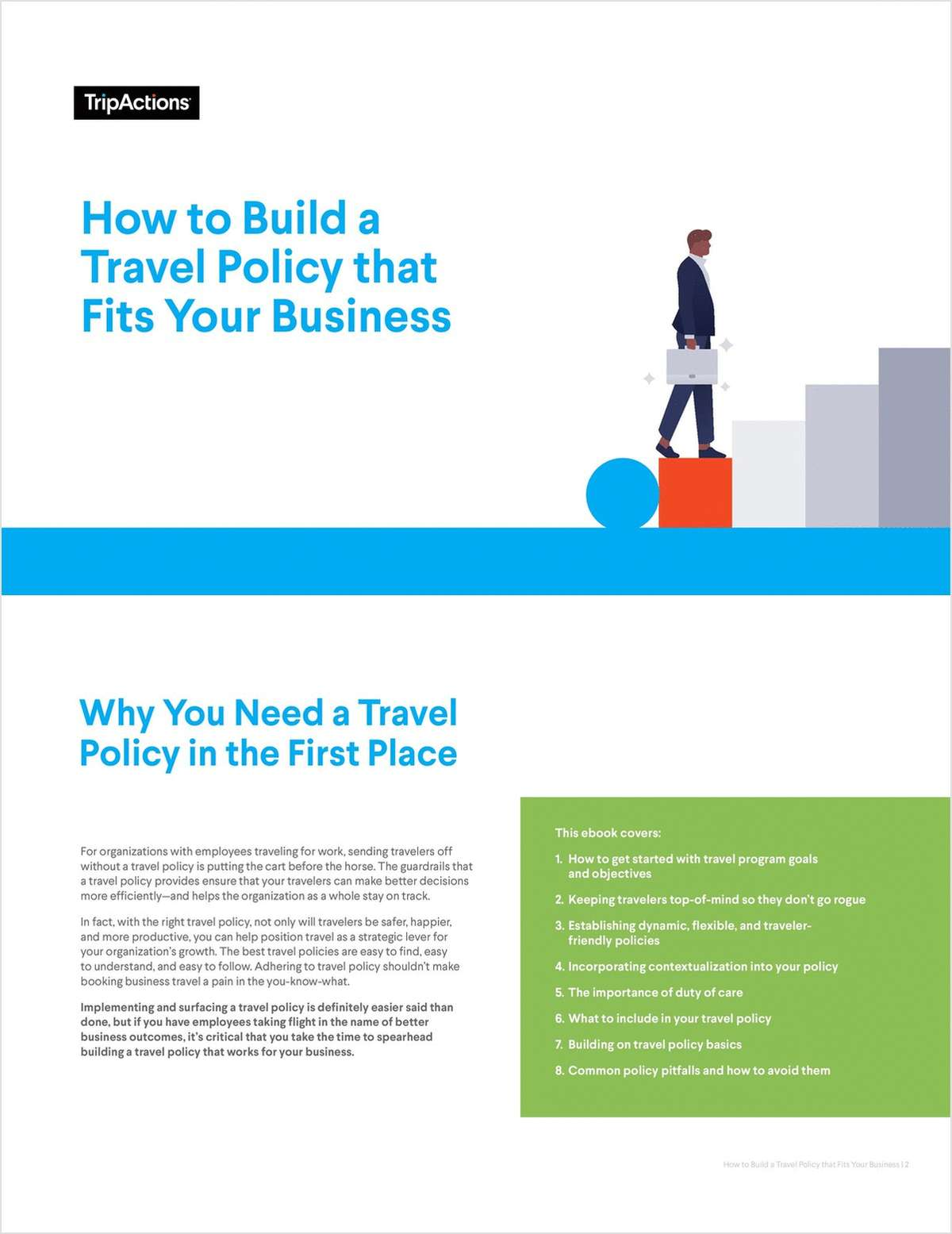 How to Build a Travel Policy that Fits Your Business